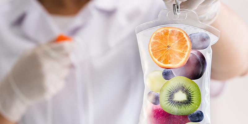Vitamin – C – Hochdosis